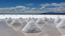 The Salt Flat Salar de Uyuni Pics
