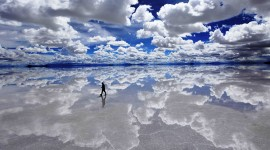 The Salt Flat Salar de Uyuni Pics#2