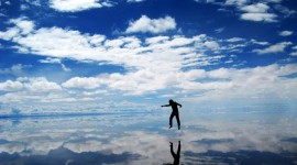 The Salt Flat Salar de Uyuni Wallpaper 1080p