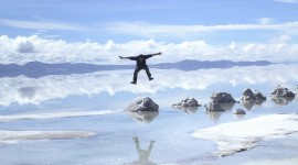 The Salt Flat Salar de Uyuni Wallpaper Gallery