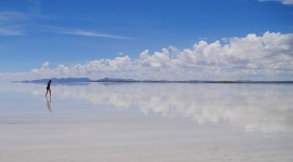 The Salt Flat Salar de Uyuni Wallpaper#1