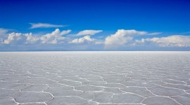 The Salt Flat Salar de Uyuni Wallpaper#2