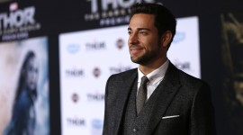 Zachary Levi High Quality Wallpaper