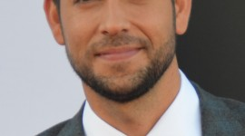 Zachary Levi Wallpaper For IPhone Download