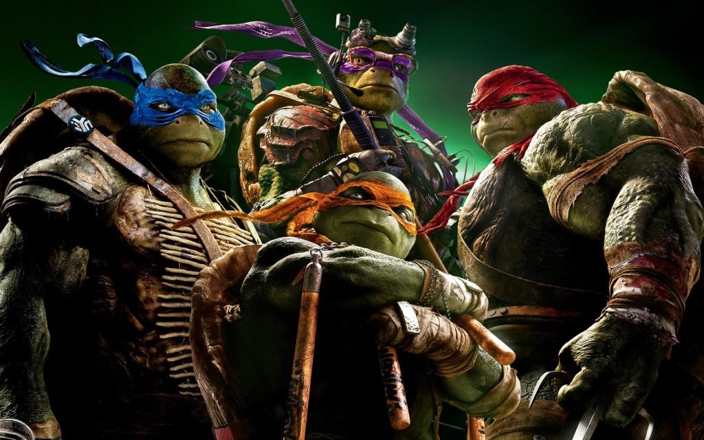 4K Ninja Turtles wallpapers HD