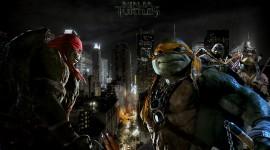 4K Ninja Turtles Desktop Wallpaper