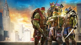 4K Ninja Turtles Desktop Wallpaper For PC