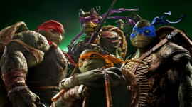 4K Ninja Turtles Image#1
