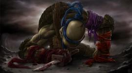 4K Ninja Turtles Image#4