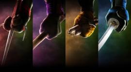 4K Ninja Turtles Pics