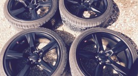 4K Tires Photo