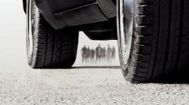 4K Tires Wallpaper
