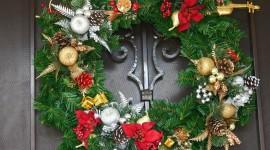 4K Wreaths Photo Download