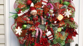 4K Wreaths Wallpaper For PC