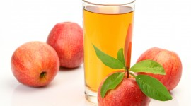 Apple Juice Wallpaper