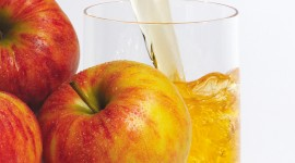 Apple Juice Wallpaper For PC