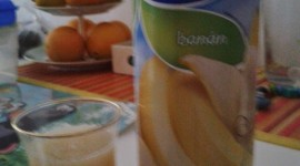 Banana Juice Wallpaper For IPhone#1
