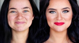 Before After Makeup Wallpaper Free