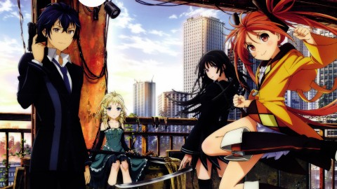 Black Bullet wallpapers high quality