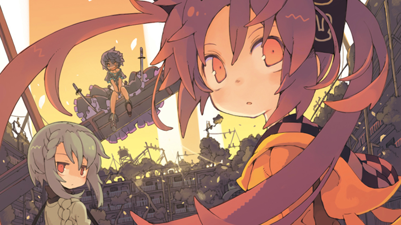 Black Bullet Wallpapers High Quality Download Free