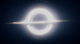 Black Hole High Quality Wallpaper