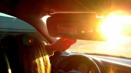 Blinding Glare Photo