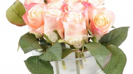 Bouquet In A Vase Photo Download