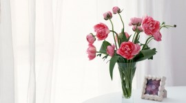 Bouquet In A Vase Photo#2