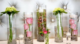 Bouquet In A Vase Pics