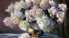 Bouquet In A Vase Wallpaper For PC