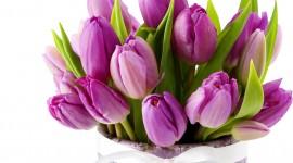 Bouquet In A Vase Wallpaper#2