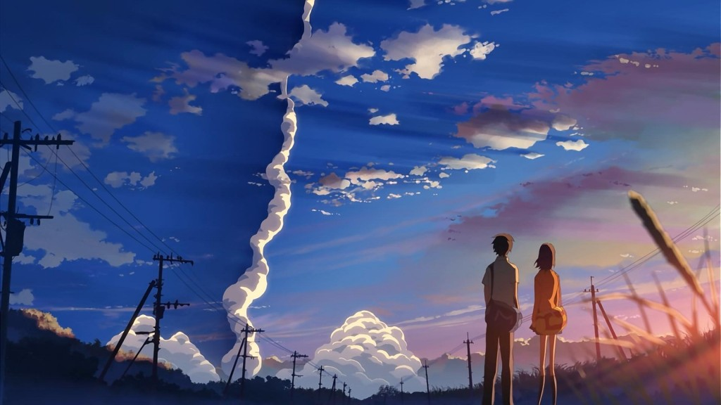 Byousoku 5 Centimeter wallpapers HD