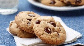 Chocolate Chip Cookie Wallpaper Full HD