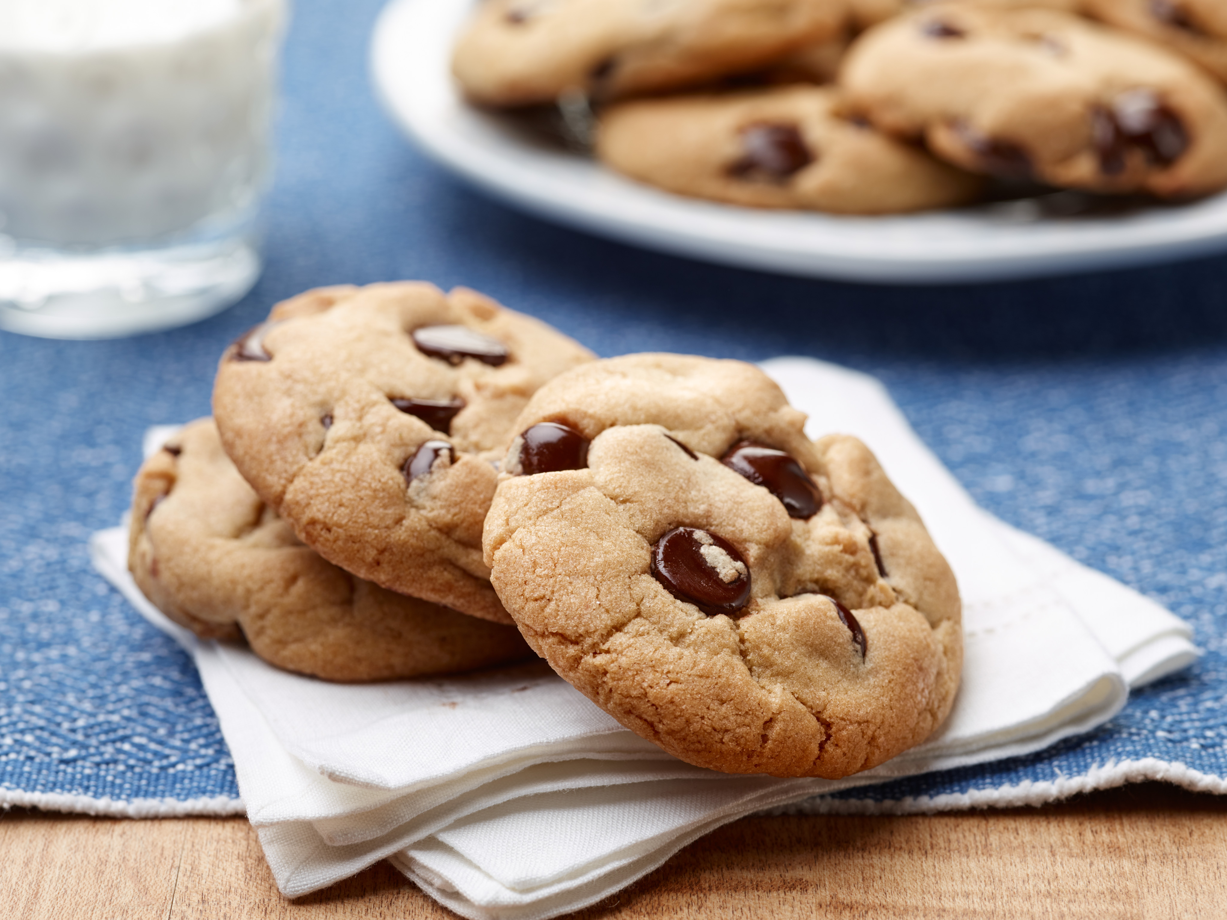 Best Chocolate Choc Chip Cookie Recipe