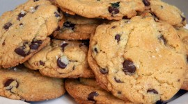 Chocolate Chip Cookie Wallpaper Gallery