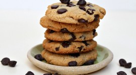 Chocolate Chip Cookie Wallpaper#3
