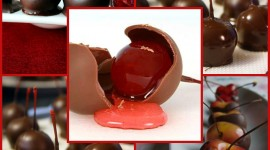 Chocolate-Covered Cherries Image