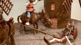 Chocolate Figures Photo Download