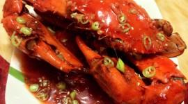 Crab Dishes Desktop Wallpaper HD