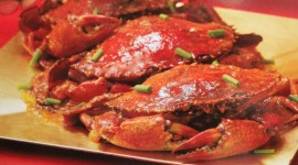 Crab Dishes Wallpaper 1080p