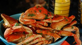 Crab Dishes Wallpaper Download