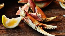 Crab Dishes Wallpaper For Desktop