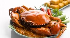 Crab Dishes Wallpaper Full HD