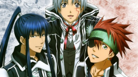 D.Gray-Man wallpapers high quality