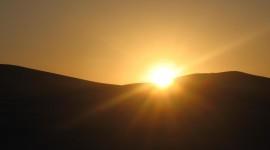 Dawn In The Desert Photo#1