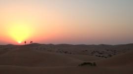 Dawn In The Desert Photo#2