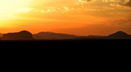 Dawn In The Desert Photo#4