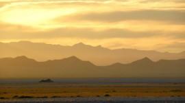 Dawn In The Desert Pics