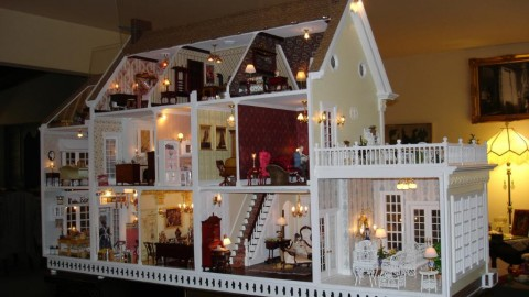 Dollhouses wallpapers high quality