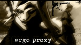 Ergo Proxy Desktop Wallpaper HD
